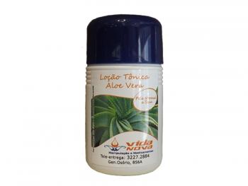 Loção Tônica Aloe Vera Pele Normal a Seca